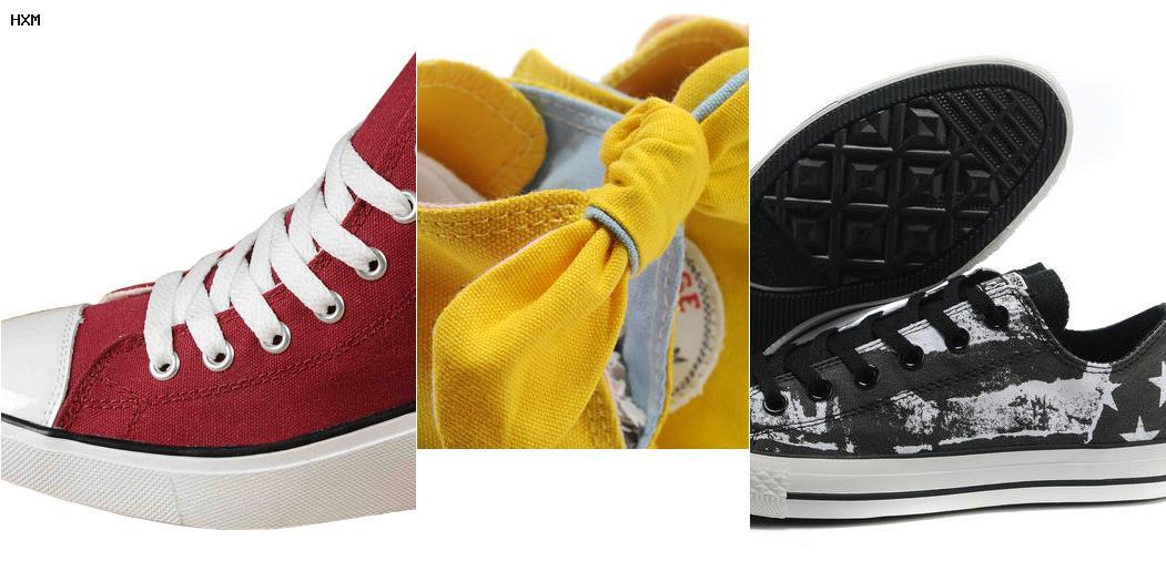 vertical Activamente Superficial  fotos de zapatos converse all star