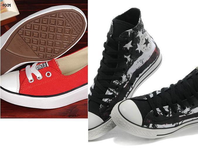 zapatillas converse blancas baratas