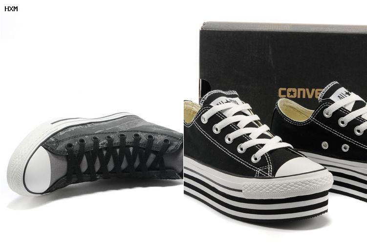 zapatillas converse hombres